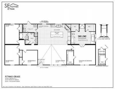 Mobile Home at 15162 Vaughn Rd Splendora, TX 77372