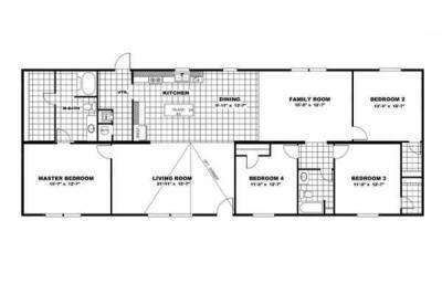 Mobile Home at TBD LEE RD 165VILLAGES AT BEAUREGARD Opelika, AL 36804