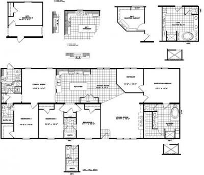 Mobile Home at 16219 EAST FREEWAY Channelview, TX