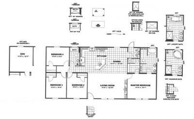 Mobile Home at 4695 Estes Parkway Longview, TX 75603