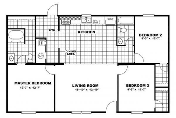 Mobile Home at 607 SYRINGA RD, Topping, VA