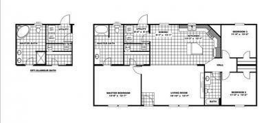 Mobile Home at 396 RANKIN HILL ROAD Newport, TN 37821