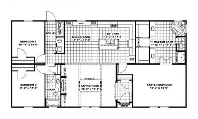 Mobile Home at 4027 Northwest Evangeline Thruway Carencro, LA 70520