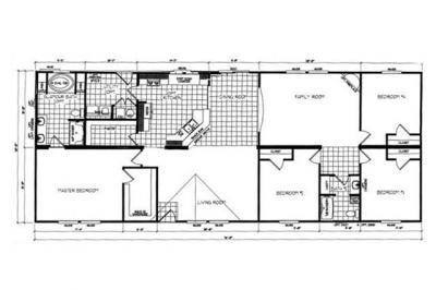 Mobile Home at 1050 N CLACK Abilene, TX 79603
