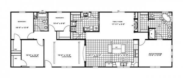 Mobile Home at 5545 MENDOTA RD, Mendota, VA
