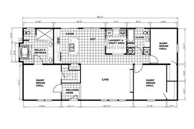 Mobile Home at 105 B Avenue Morrison, OK 73061