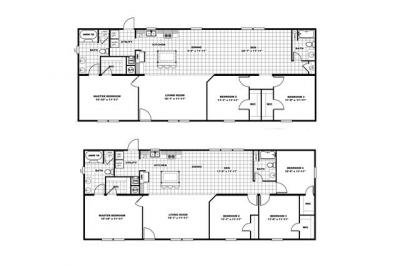 Mobile Home at 7828 Raynard St Sherrills Ford, NC 28673