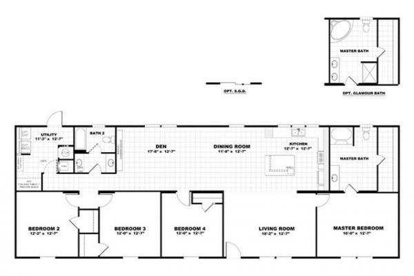 Mobile Home at 4044 HWY 49 WEST, Vanleer, TN