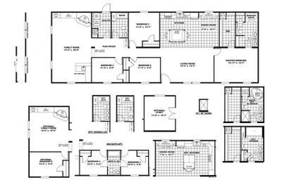 Mobile Home at 2879 Virgilina Road Roxboro, NC 27574