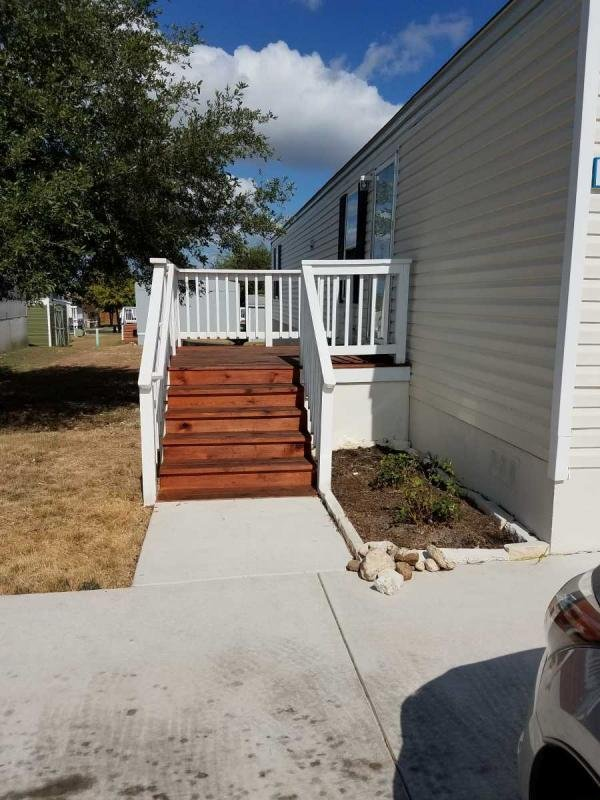 Mobile Home at 165 DelRay Dr., Kyle, TX