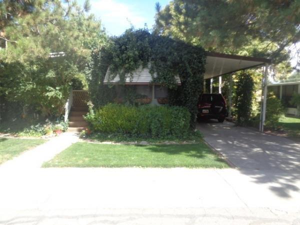 Mobile Home at 256 Fall street, Salt Lake City, UT