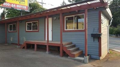Mobile Home at 5918 Se 122Nd Ave. #1 Portland, OR 97236