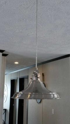 Lighting over the Kitchen Island