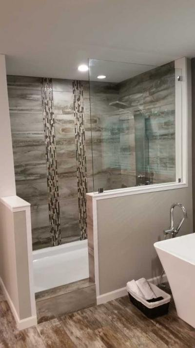 cermic shower