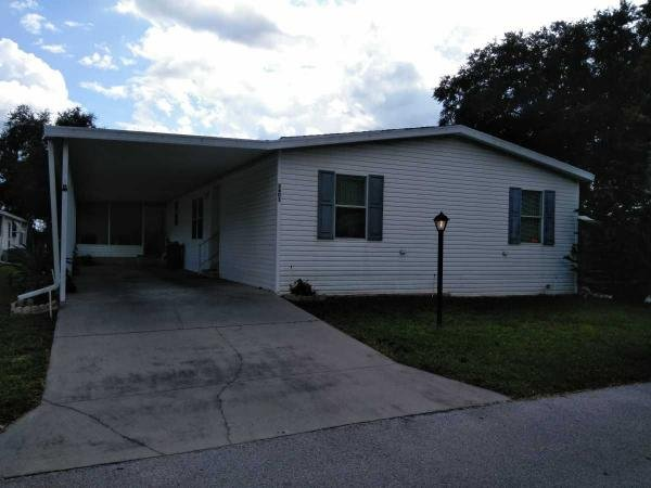 Mobile Home at 3601 Petticoat Junction, Valrico, FL