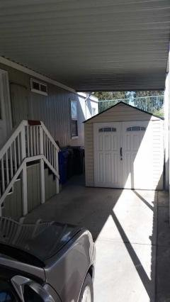 Storage/tool shed