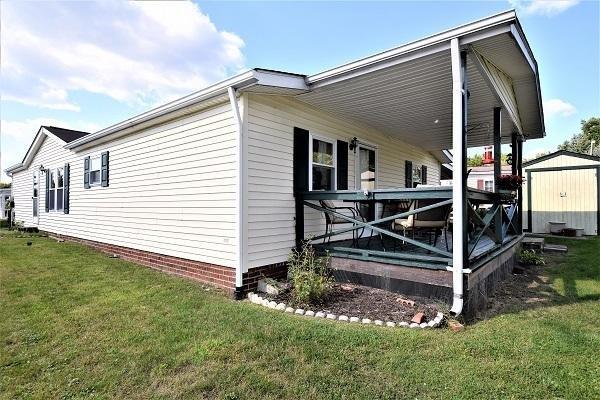 Mobile Home at 460 Canterbury Circle, Carnegie, PA