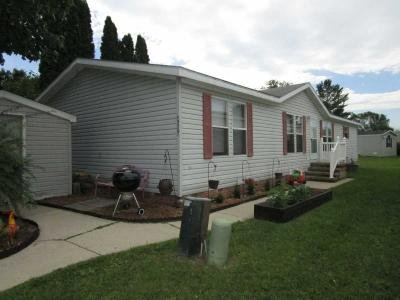 Mobile Home at 49507 Au Lac Drive Chesterfield, MI 48051