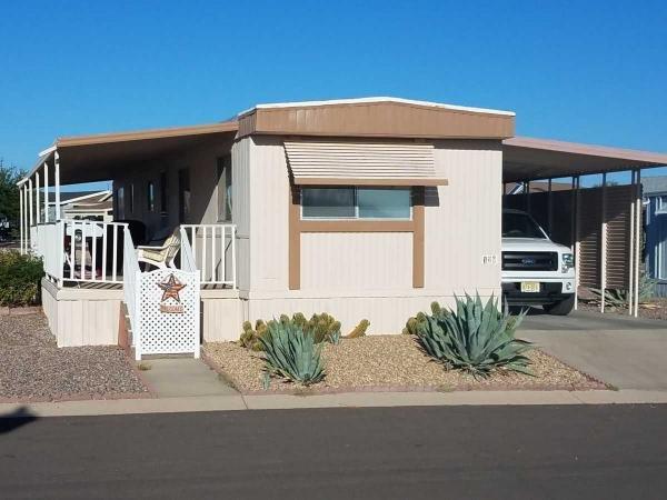 Mobile Home at 2510 W. Wickenburg Way, Wickenburg, AZ