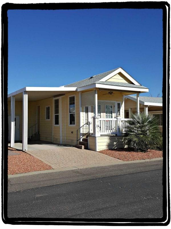 Mobile Home at 10950 W. Union Hills Dr. Site 1616, Sun City, AZ