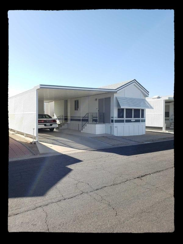 Mobile Home at 10950 W Union Hills Drive Site 1713, Sun City, AZ