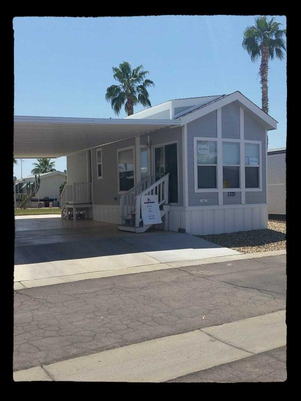 Mobile Home at 10950 W Union Hills Drive Site 1331, Sun City, AZ