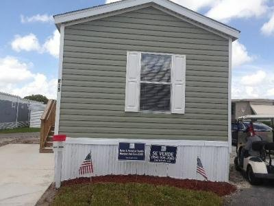 Mobile Home at 6101 Cleveland Street, #E15 Hollywood, FL