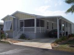 Photo 1 of 28 of home located at 24300 Airport Road, Site # 71 Punta Gorda, FL 33950