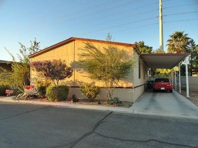 Mobile Home at 6105 E. Sahara Ave #111 Las Vegas, NV 89142