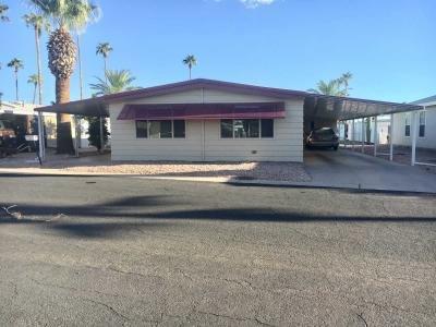 Mobile Home at 3300 E Broadway Rd Mesa, AZ 85204