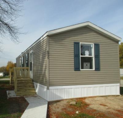Mobile Home at 6995 Belhurst Ave. Belmont, MI 49306