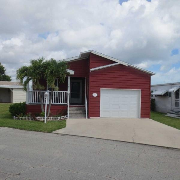 Mobile Home at 165 Flora Lane, Vero Beach, FL