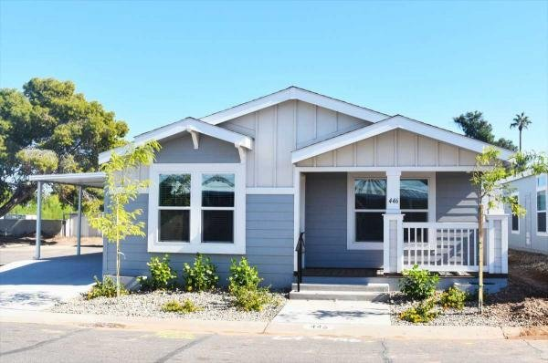 Mobile Home at 2609 W. Southern Ave. #446, Tempe, AZ