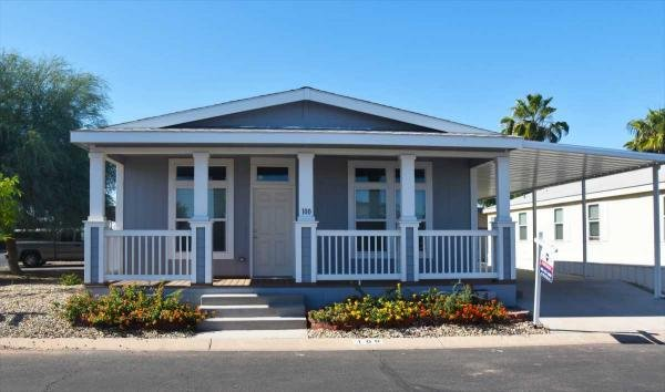 Mobile Home at 2609 W. Southern Ave. #100, Tempe, AZ