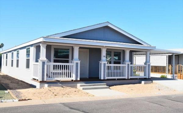 Mobile Home at 2609 W. Southern Ave. #196, Tempe, AZ