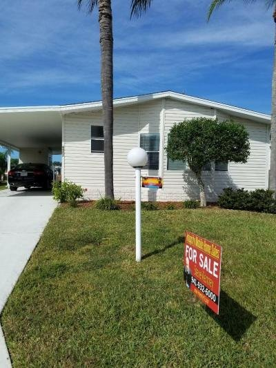 Mobile Home at 6902 Coconut Grove Circle Ellenton, FL 34222