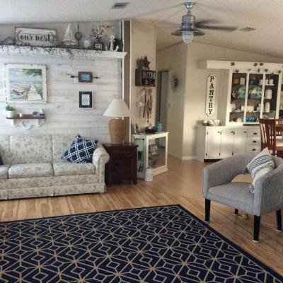 Living/dining room/open concept