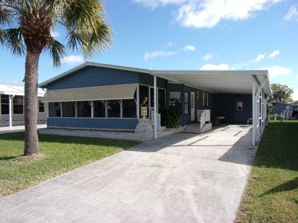 Mobile Home at 84 Siesta Blvd., Arcadia, FL