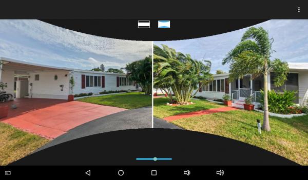 Tropicare 1213 A & 1213B Mobile Home