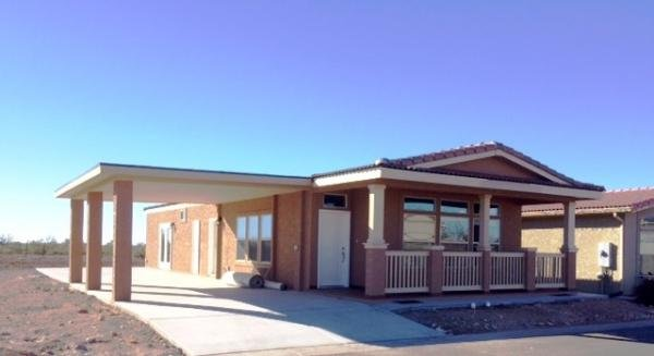 Mobile Home at 7373 E. US Hwy 60 #292, Gold Canyon, AZ