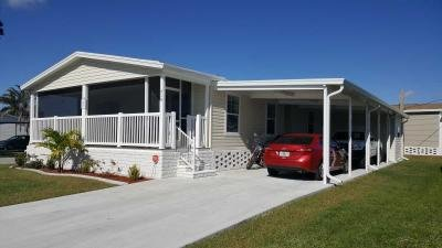 Mobile Home at 618 Sunrise Blvd. Naples, FL 34110