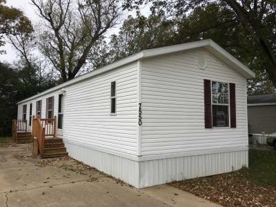 Mobile Home at 7550 Three Oaks Dr. Concord, MI