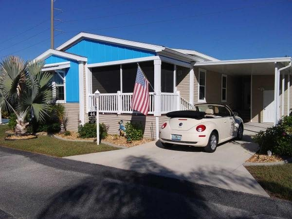 Mobile Home at 24300 Airport Road, Lot 44, Punta Gorda, FL