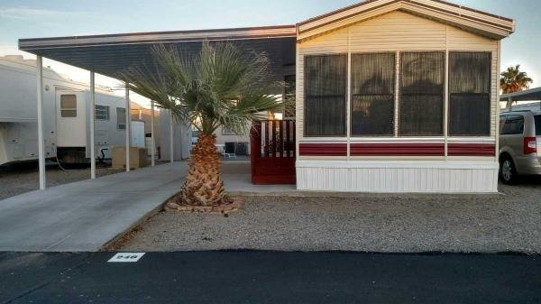 Mobile Home at 10247 E South Frontage Road, Yuma, AZ