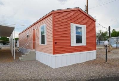 Mobile Home at 620 W. Limberlost Dr. #43 Tucson, AZ 85705