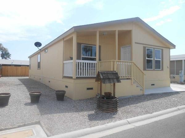2009 Cavco Manufactured Home