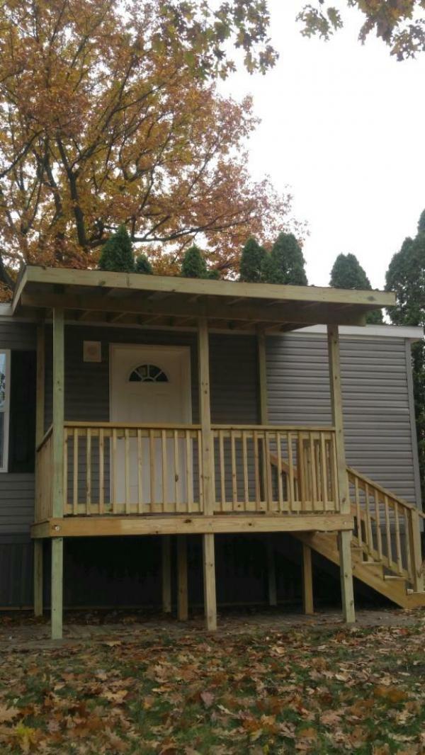 Mobile Home at 122 Laurel Run Estates, Laurel Run, PA