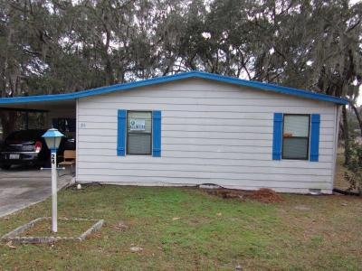 Mobile Home at 9701 E Hwy 25 Lot #024 Belleview, FL 34420