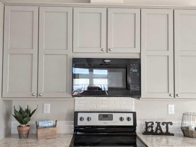 Beautiful cabinetry