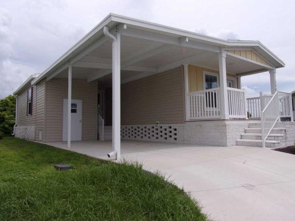 Mobile Home at 701 Aqui Esta Dr. Lot 134, Punta Gorda, FL